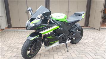 2010 Kawasaki ZX10