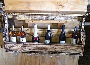 Wine rack Cottage series 1000 Glazed