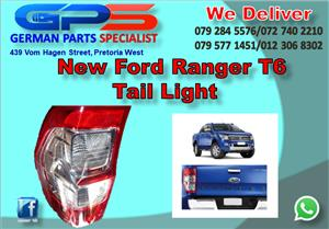 New Ford Ranger T6 Tail Light for Sale