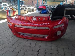 Fiat Panda FrontBumper