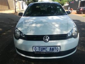 2014 VW Polo Vivo hatch 1.4 Blueline
