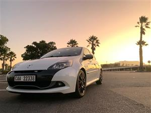 2010 Renault Clio RS 20th Anniversary Edition