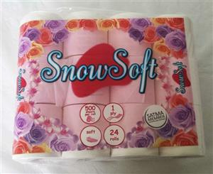 Toiletpaper / Snowsoft