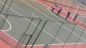 Volleyball Court Builders      Krugersdorp,0846941581
