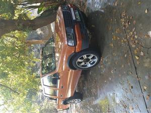 1996 Isuzu KB 240 double cab LE