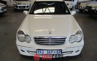 2006 Mercedes Benz C Class C230 estate Elegance