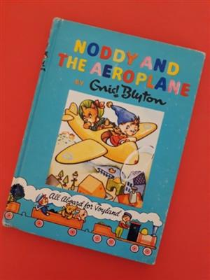 Noddy And The Aeroplane - Enid Blyton - Noddy Book 24. for sale  Johannesburg - East Rand