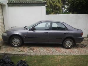 1994 Honda Ballade 1.5 Comfort