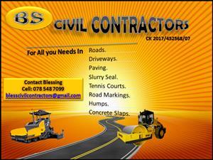 Civil Contractors in Randburg