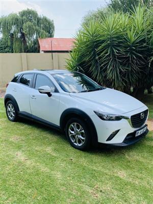 2017 Mazda CX-3 2.0 Active auto