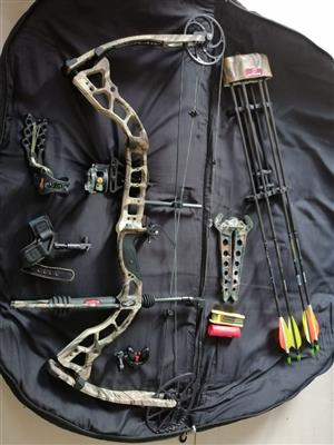 Diamond Outlaw RH Bow