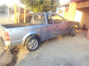 2001 Ford Bantam 1.4TDCi