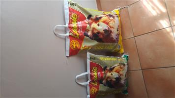 Lassie Dogfood.  Magalieskruin Depot
