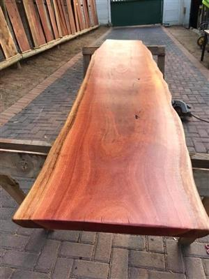 STUNNING NEW RED RIVER GUM SLABS FOR SALE
