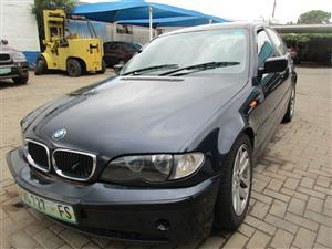 2004 BMW 3 Series sedan 320D M SPORT LAUNCH EDITION A/T (G20)