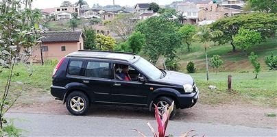 2005 Nissan X-Trail 2.5 4x4 LE