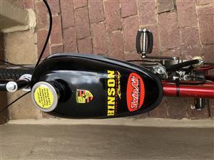 2016 Motorized mountain bike
