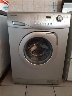 Samsung Frontloader Washing Machine