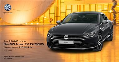 2018 VW Arteon ARTEON 2.0 TSI R LINE 4M DSG