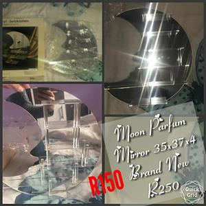 Moon parfum mirror for sale