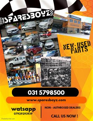 Sparesboyz New and Used Car Spares