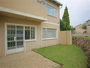 Bramley Glen Villas 1bedroomed townhouse to rent for R3800