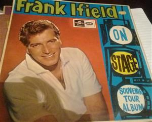 Frank ifield vinyl