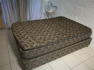 Second Hand Bed For Sale!!