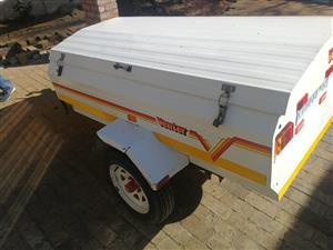 Trailer Venter Elite 6 & Contents