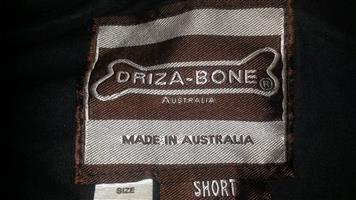 Driza bone jacket