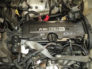 CHEV OPTRA 1.8 DTEC ENGINE R12000