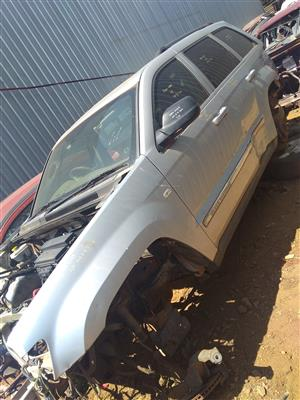 Jeep Grand Cherokee WK1 Stripping For Parts