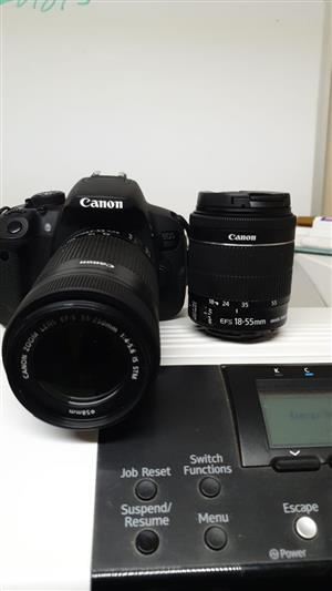 Canon eos d700