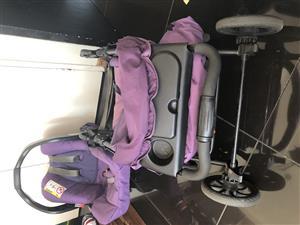 Graco travel system
