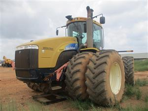 New Holland T9040 Hauler Tractor