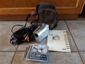 Canon DVD DC100 Camcorder