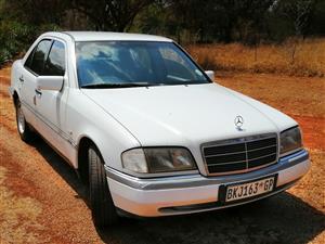 1997 Mercedes Benz 230C