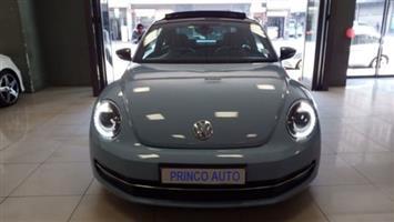 2013 VW Beetle 1.4TSI Sport auto