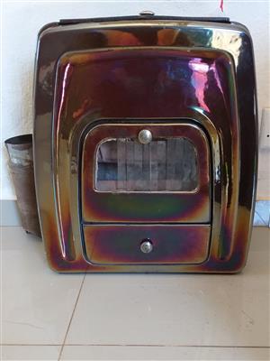 Anthracite Heater