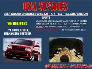 JEEP GRAND CHEROKEE WK1 3.0 – 4.7 – 5.7 – 6.1 USED SUSPENSION PARTS FOR SALE