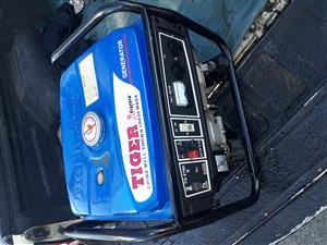 2.5kva petrol generator