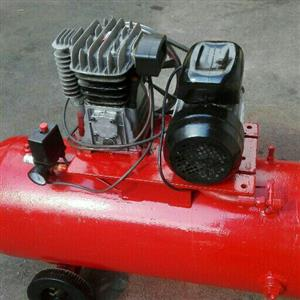 120 litre compressor