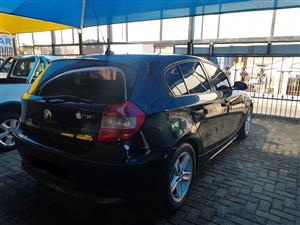 2007 BMW 1 Series 116i 5 door
