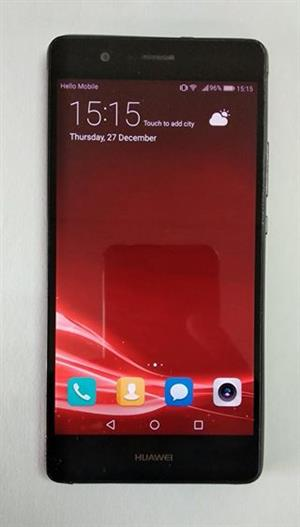 Huawei P9 lite with finger print
