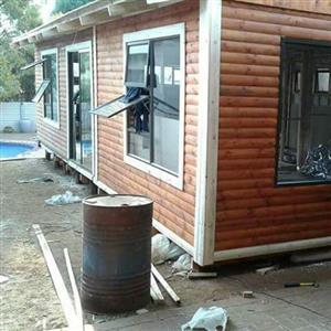 GJ Wendys and Log Homes