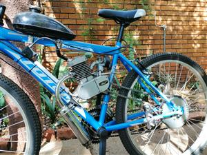 Moped for students , Motorized Bicycle , Help my trap , New