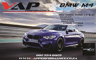 BMW M4 Tuning / Performance / ECU Remapping