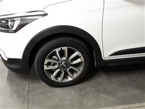 4 Goodyear Tyre's and Hyundai Rims