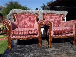 VICTORIAN FURNITURE : LOUNGE SUITES, CHAIRS, TABLES, ANYTHING - BALL & CLAW, CARVED, ORNATE