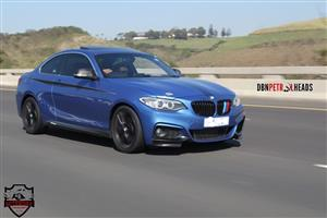 2017 BMW 2 Series 220d coupe M Sport